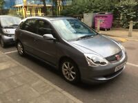 Honda Civic automatic, reliable, ex runner now sold