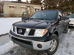Frontier Nissan 4x4