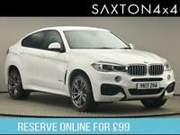 BMW X6 3.0 40d M Sport Auto xDrive (s/s) 5dr SUV Diesel Automatic