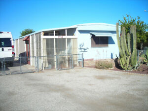 Winter rental in sunny Yuma, Arizona (Magnolia Village)