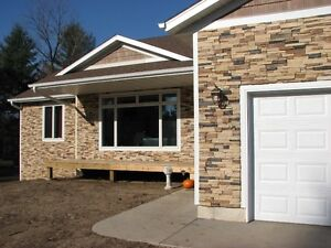 Mortarless Stack N Tack Stone Siding