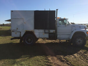 Sewer Jetter / Flusher Truck (New Price)