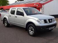 2006 (06) Nissan Navara 2.5 dCi Pick up double cab Diesel *NO VAT*