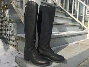 Winter Horse Riding Boots For Sale - 7.5-8 Ariat Bromont