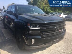 2018 Chevrolet Silverado 1500 LTZ  DEMO/LTZ PLUS PKG/MIDNIGHT ED