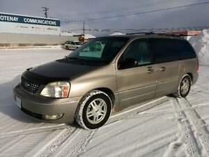 2004 Disability Minivan with 3 Aids Ford Freestar @ $13,000.00