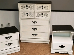 Dressers and nightstands for sale -solid wood