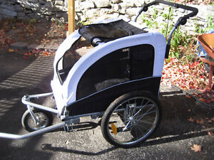 Dog Bicycle Trailer / Stoller Jogger