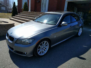 2009 BMW 3-Series 328i xDrive Sedan Sport Package