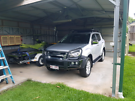 2017/18 Isuzu MU-X 4WD Low Km's With Extras Excellent condition