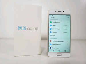 Miezu note 6