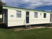 PRIVATE SALE cheap static caravan for sale on luxury flagship resort skegness
