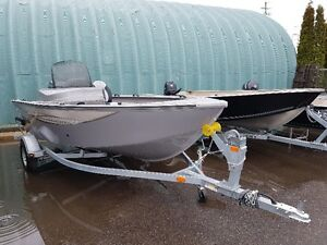 G3 Angler V16 Boat With Yamaha 70 Four Stroke!