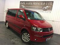 2015 VOLKSWAGEN CARAVELLE 2.0 TDI 140BHP LWB * 6 SPEED MANUAL * NOW SOLD