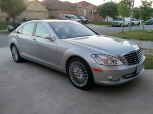Mercedes-Benz S550 Fully Loaded