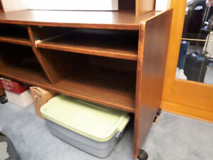 """Computer table and/or""""book shelf"""""""