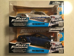 Fast and Furious Collectibles & Blu-rays !