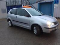 Volkswagen Polo 1.2 2004 - lots of service history