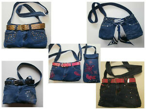 Blue Jean Purses at Niagara Crafters, Port Colborne