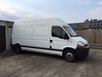 Renault master extra high top