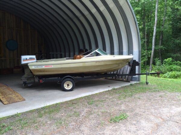 Used 1974 Thunder Craft Boats marquis
