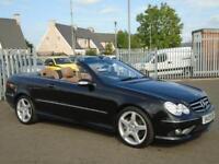2009 Mercedes-Benz CLK 1.8 CLK200 Kompressor Sport 2dr