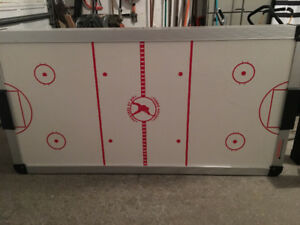 Good Quality Air Hockey table needs a new home!