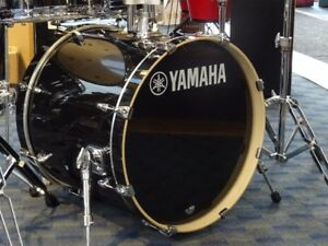"""Yamaha 22"""" bass drum hoops, brand new unwrapped"""