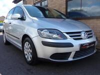 2005 VOLKSWAGEN GOLF PLUS 1.9 SE TDI HATCHBACK DIESEL