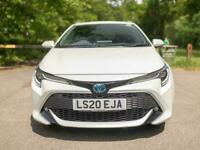 2020 Toyota Corolla 1.8 VVT-HYBRID EXCEL TOURING SPORTS CVT (S/S) 5DR | FROM