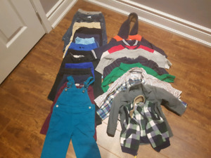 Boys Winter Clothing size 6-12 months
