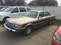 1975 Mercedes-Benz  Ultra Rare / 23000 Org Miles SALE $4500