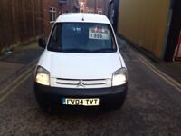 2004 CITREON BELINGO, 1.9 DIESEL FULL MOT NO ADVISORIES £995!
