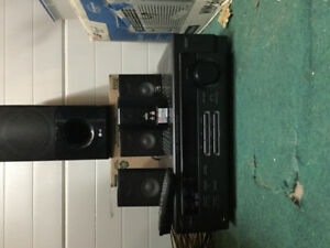 JVC Stereo and Surround Sound Speakers