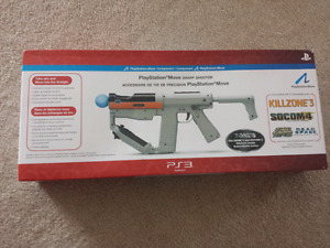 Ps3 move sharp shooter - brand new in box