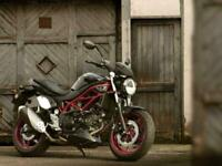 2020 Suzuki SV650,£0 Deposit and 5.9% APR PCP or HP,NAKED