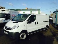 2013 63 Vauxhall Vivaro 2.0CDTi ( 115ps ) ( EU 5 ) 2900 LWB - Diesel Van