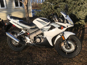 TWO Honda CBR125's for sale $1,375 each.