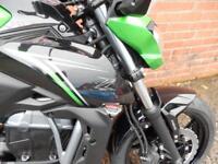KWASAKI ER650HJF Z650 MOTORCYCLE