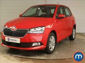 image for 2019 Skoda Fabia 1.0 MPI 75 SE 5dr Hatchback Petrol Manual