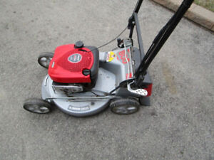 MASPORT SERIES 800 21 INCH CUT SELF PROPELLED LAWNMOWER