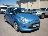 2009 Ford Fiesta 1.6TDCi Zetec S Finance Available