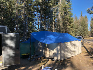 12x14 outfitter tent