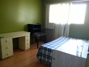 FURNISHED ROOM AVAILABLE FOR RENT OCT-4@$260/W,$800/M-DOWNTOWN