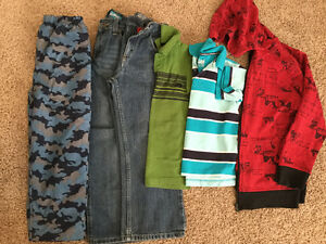 Boys size 7 lot (6 piece)