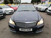 2012 Mercedes-Benz C Class 2.1 C220 CDI BlueEFFICIENCY Elegance 7G-Tronic