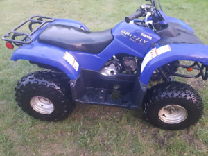 2006 80cc yamaha Grizzly in mint condition