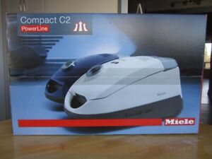 Brand New Miele C2 Canister Vacuum Cleaner