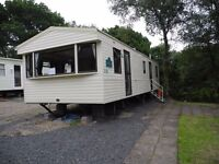 Static caravan 2008 ABI Sunrise 36x12 3 beds £12900.00 plus site fees