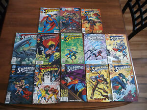 SUPERMAN / SUPERBOY / VERUS COMICS